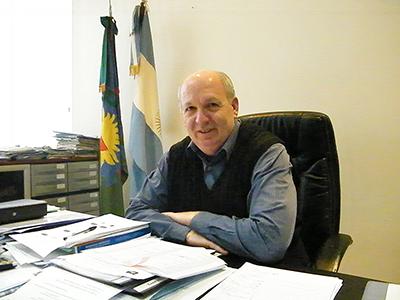 Oscar Minteguía, en capacitación a dirigentes de organizaciones sociales