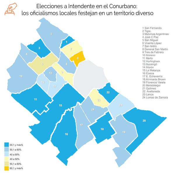 mapa conurbano